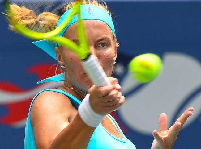 Garbine Muguruza vs. Svetlana Kuznetsova 2016 WTA Championships Pick, Odds, Prediction