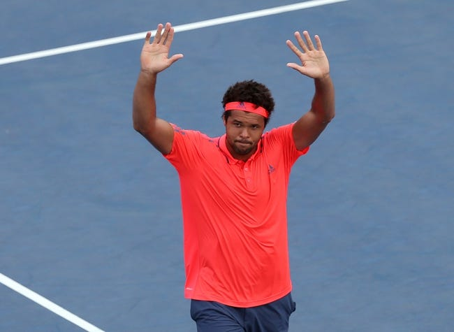 Jo-Wilfried Tsonga vs. Kevin Anderson 2016 US Open Pick, Odds, Prediction