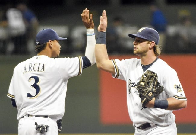 Cardinals vs. Brewers - 9/9/16 MLB Pick, Odds, and Prediction