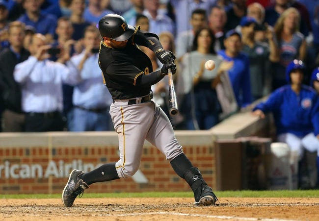 Pittsburgh Pirates vs. Chicago Cubs - 9/26/16 MLB Pick, Odds, and Prediction