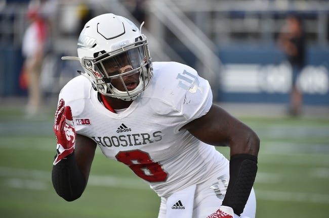 Indiana vs. Rutgers - 11/18/17 College Football Pick, Odds, and Prediction