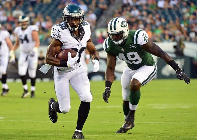 NFL | Philadelphia Eagles (7-9) at New York Jets (5-11)