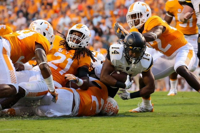 Tennessee vs. Florida - 9/24/16 College Football Pick, Odds, and Prediction