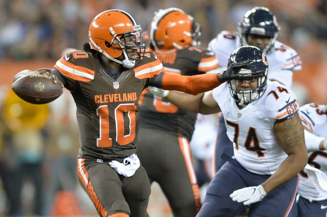 Cleveland Browns at Philadelphia Eagles - 9/11/16 NFL Pick, Odds, and Prediction