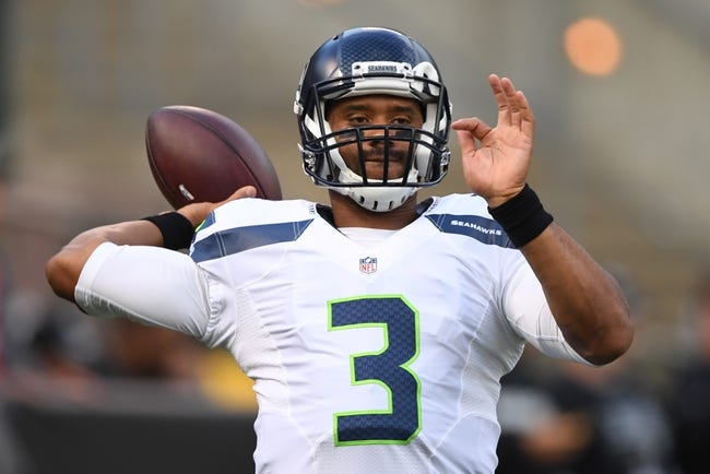 Seattle Seahawks vs. Miami Dolphins - 9/11/16 NFL Pick, Odds, and Prediction