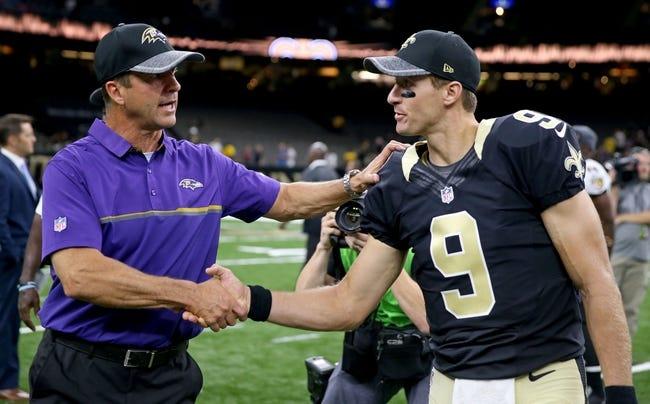 NFL | Baltimore Ravens (3-0) at New Orleans Saints (2-1)