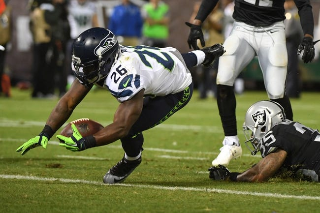 Oakland Raiders vs. Seattle Seahawks - 8/31/17 NFL Pick, Odds, and Prediction