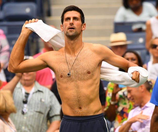 Novak Djokovic vs. Kyle Edmund 2016 US Open Pick, Odds, Prediction