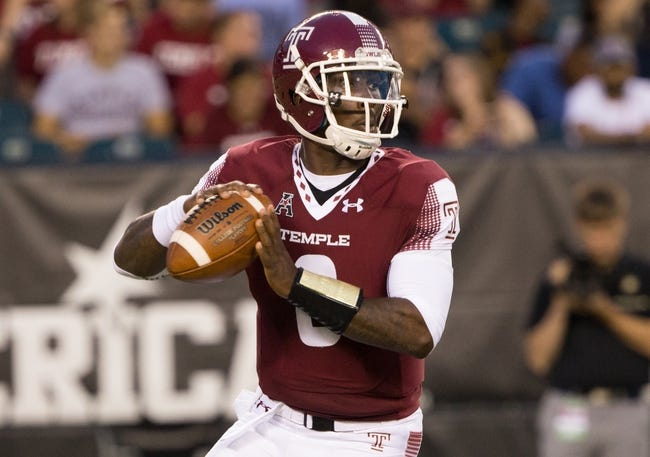 Temple vs. Stony Brook - 9/10/16 College Football Pick, Odds, and Prediction