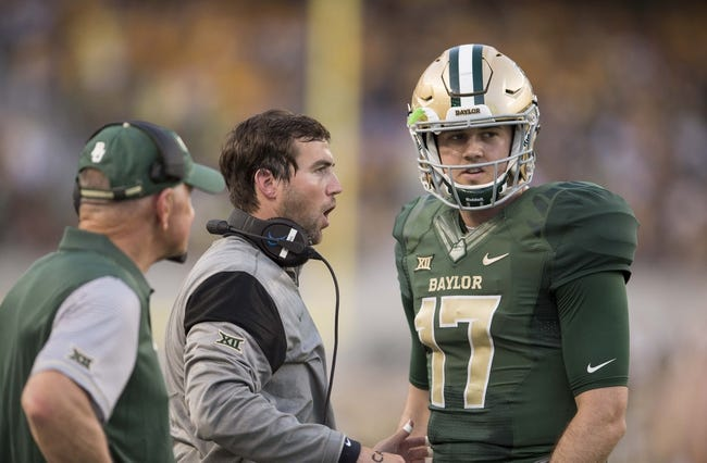 Baylor vs. SMU - 9/10/16 College Football Pick, Odds, and Prediction