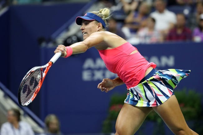 Petra Kvitova vs. Angelique Kerber 2016 US Open Pick, Odds, Prediction