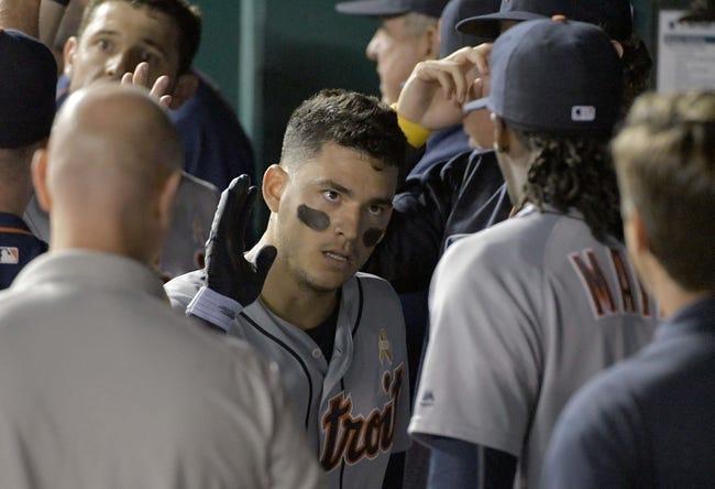 Kansas City Royals vs. Detroit Tigers - 9/3/16 MLB Pick, Odds, and Prediction