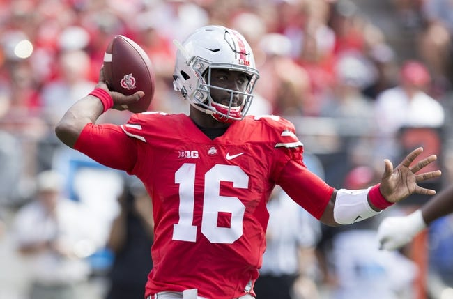 Ohio State vs. Tulsa - 9/10/16 College Football Pick, Odds, and Prediction