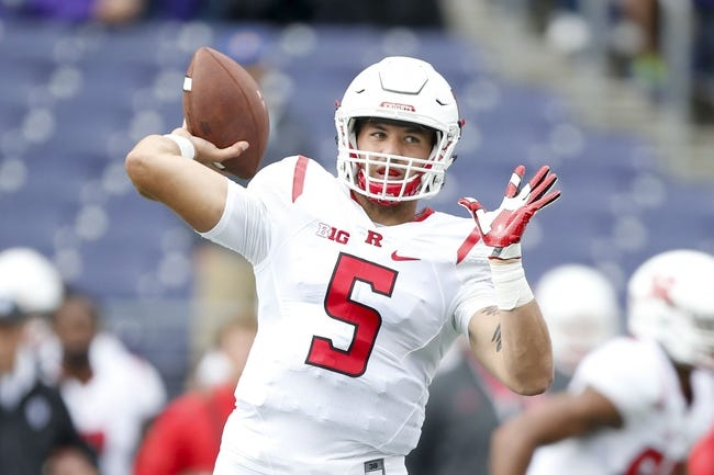 CFB | Howard Bison (0-1) at Rutgers Scarlet Knights (0-1)