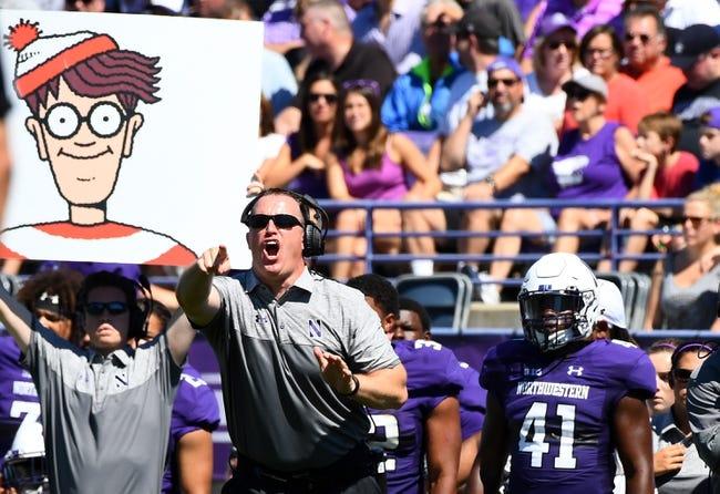 Northwestern vs. Duke - 9/17/16 College Football Pick, Odds, and Prediction