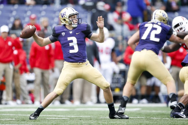 Washington Huskies vs. Idaho Vandals - 9/10/16 College Football Pick, Odds, and Prediction