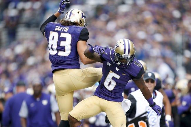 Washington Huskies at Arizona Wildcats - 9/24/16 College Football Pick, Odds, and Prediction
