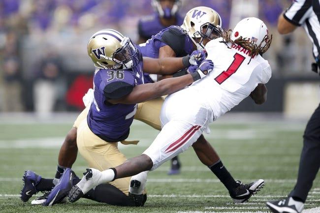 Washington vs. Montana - 9/9/17 College Football Pick, Odds, and Prediction