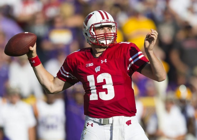 Akron Zips at Wisconsin Badgers - 9/10/16 College Football Pick, Odds, and Prediction