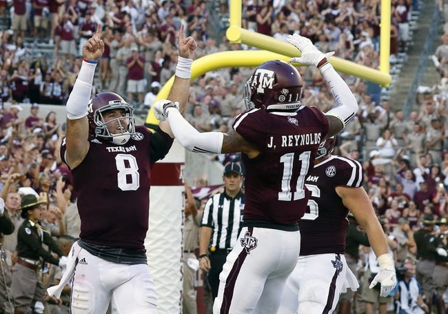 Texas A&M vs. Prairie View - 9/10/16 College Football Pick, Odds, and Prediction