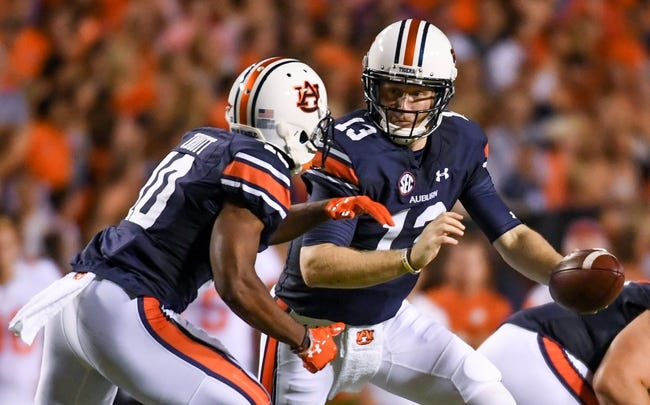 Auburn vs. Texas A&M - 9/17/16 College Football Pick, Odds, and Prediction
