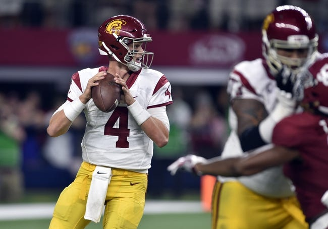 USC Trojans at Stanford Cardinal - 9/17/16 College Football Pick, Odds, and Prediction