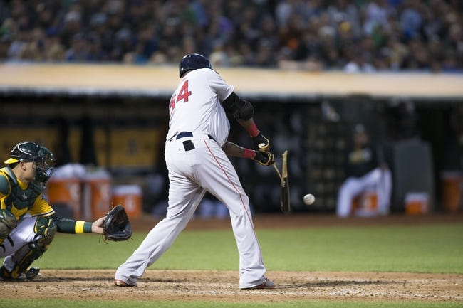 San Diego Padres vs. Boston Red Sox - 9/5/16 MLB Pick, Odds, and Prediction