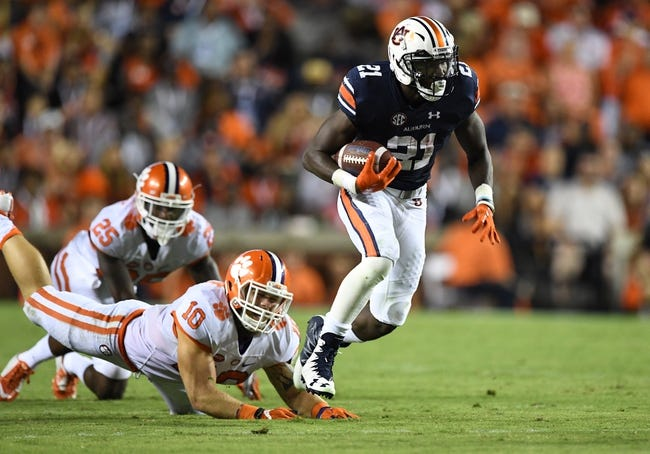 Auburn vs. Arkansas State - 9/10/16 College Football Pick, Odds, and Prediction