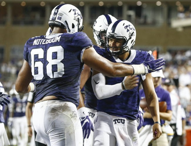 TCU vs. Arkansas - 9/10/16 College Football Pick, Odds, and Prediction