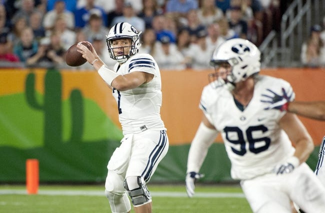 Utah Utes vs. BYU Cougars - 9/10/16 College Football Pick, Odds, and Prediction