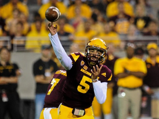 Texas Tech at Arizona State - 9/10/16 College Football Pick, Odds, and Prediction