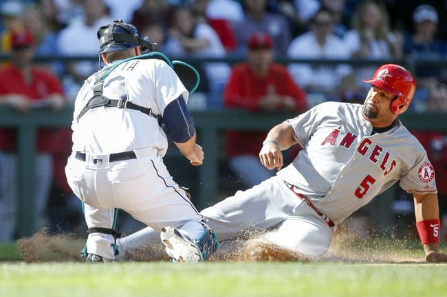 Los Angeles Angels vs. Seattle Mariners - 9/12/16 MLB Pick, Odds, and Prediction