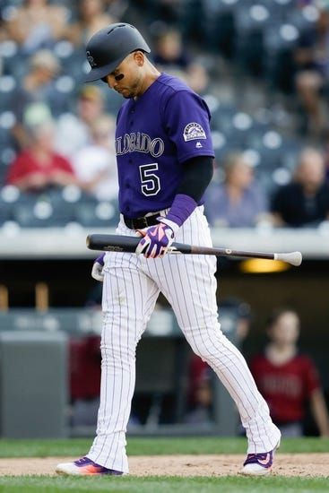 Arizona Diamondbacks vs. Colorado Rockies - 9/14/16 MLB Pick, Odds, and Prediction
