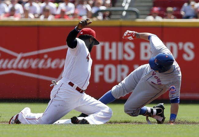 Cincinnati Reds vs. New York Mets - 9/6/16 MLB Pick, Odds, and Prediction