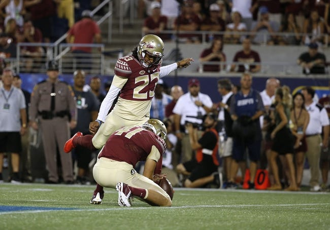 Boston College Eagles at Florida State Seminoles - 11/11/16 College Football Pick, Odds, and Prediction