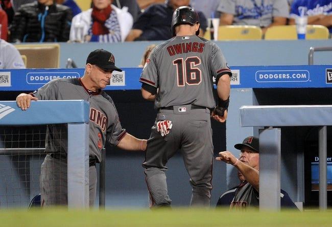 Dodgers vs. Diamondbacks - 9/6/16 MLB Pick, Odds, and Prediction