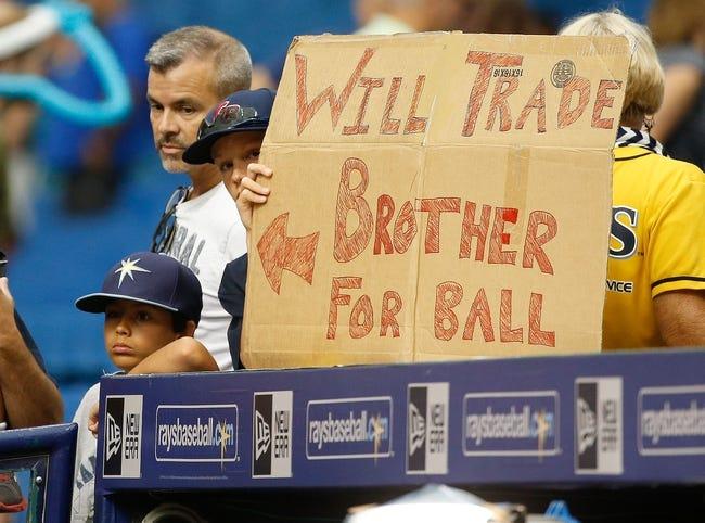 Rangers vs. Rays - 9/30/16 MLB Pick, Odds, and Prediction