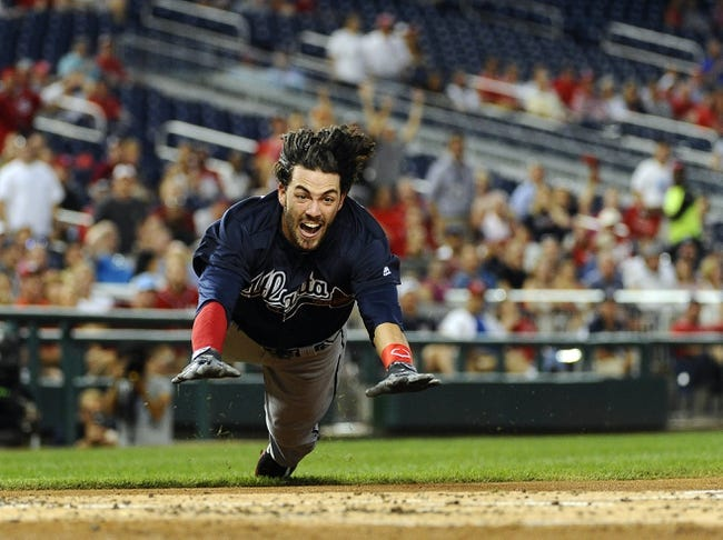 Washington Nationals vs. Atlanta Braves - 9/7/16 MLB Pick, Odds, and Prediction