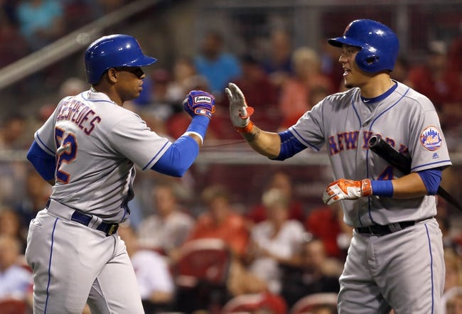 Cincinnati Reds vs. New York Mets - 9/7/16 MLB Pick, Odds, and Prediction
