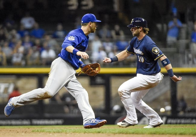Brewers vs. Cubs - 9/7/16 MLB Pick, Odds, and Prediction