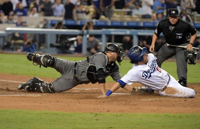 Dodgers vs. Diamondbacks - 9/7/16 MLB Pick, Odds, and Prediction