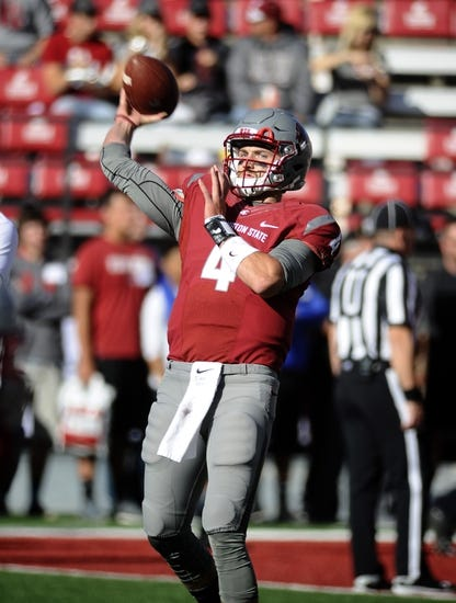 Washington State Cougars vs. Idaho Vandals - 9/17/16 College Football Pick, Odds, and Prediction