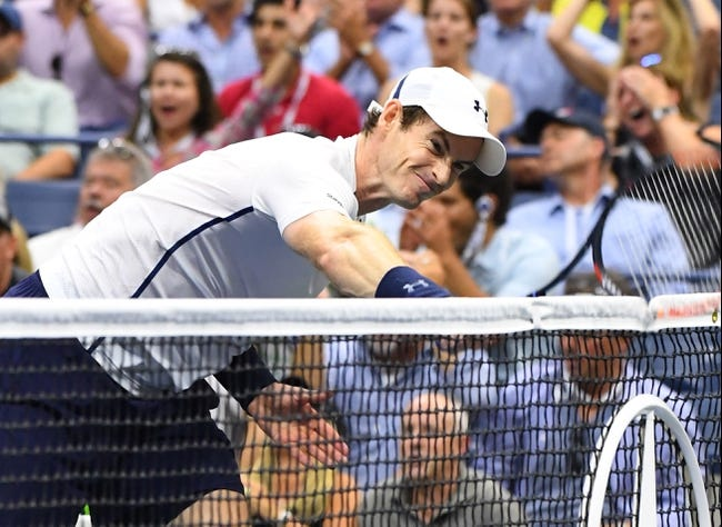 Andy Murray vs. John Isner 2016 Paris Masters Final Pick, Odds, Prediction