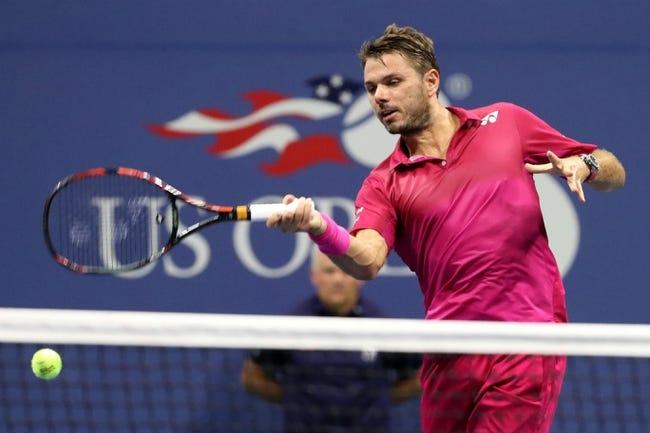 Stan Wawrinka vs. Kei Nishikori 2016 US Open Semifinal Pick, Odds, Prediction