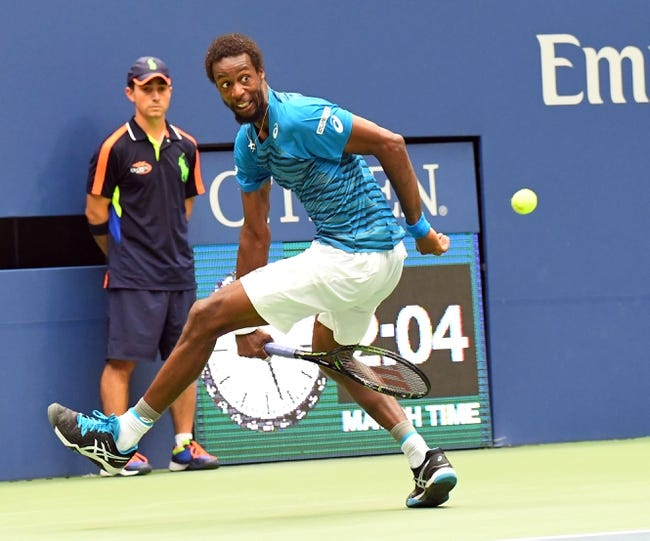 Gael Monfils vs. Kevin Anderson 2016 Shanghai Rolex Masters Pick, Odds, Prediction