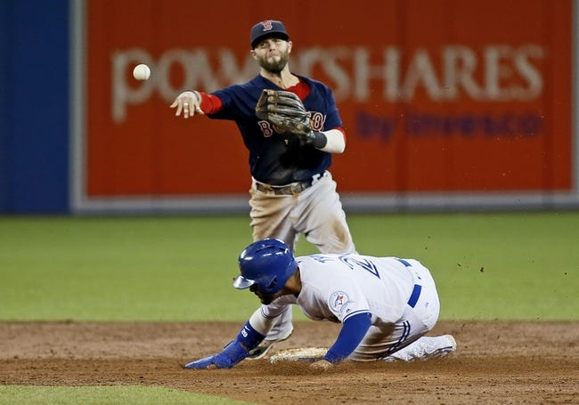 Toronto Blue Jays vs. Boston Red Sox - 9/10/16 MLB Pick, Odds, and Prediction