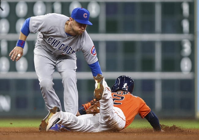 Houston Astros vs. Chicago Cubs - 9/11/16 MLB Pick, Odds, and Prediction