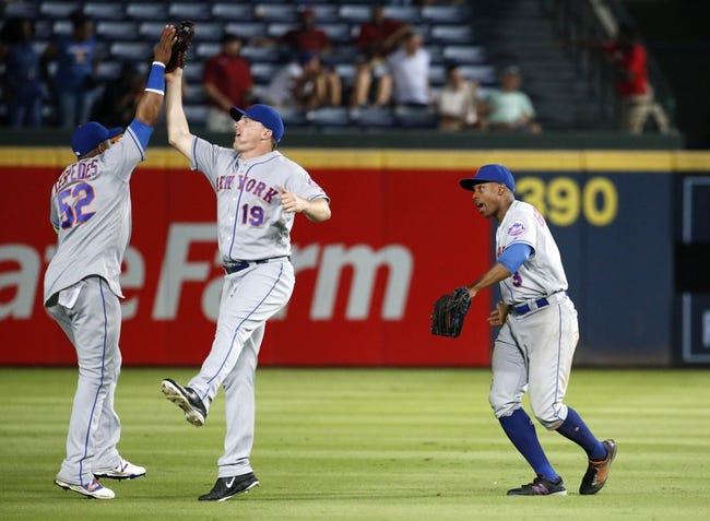 Atlanta Braves vs. New York Mets - 9/10/16 MLB Pick, Odds, and Prediction