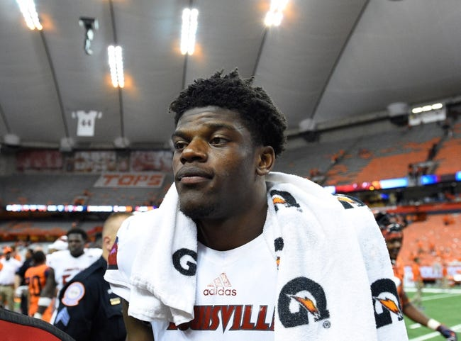 Louisville vs. Florida State: Lamar Jackson Is Heisman Favorite If Cardinals Win