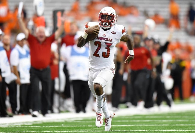 Louisville Cardinals at Clemson Tigers - 10/1/16 College Football Pick, Odds, and Prediction
